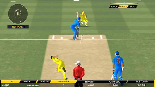 Real Cricket™ GO screenshot 6