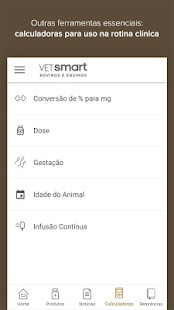 Vet Smart Bovinos e Equinos- screenshot thumbnail