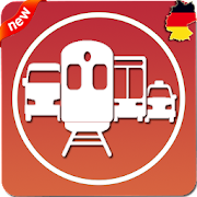 NaviGo Germany - DB Route Metro timetable Train
