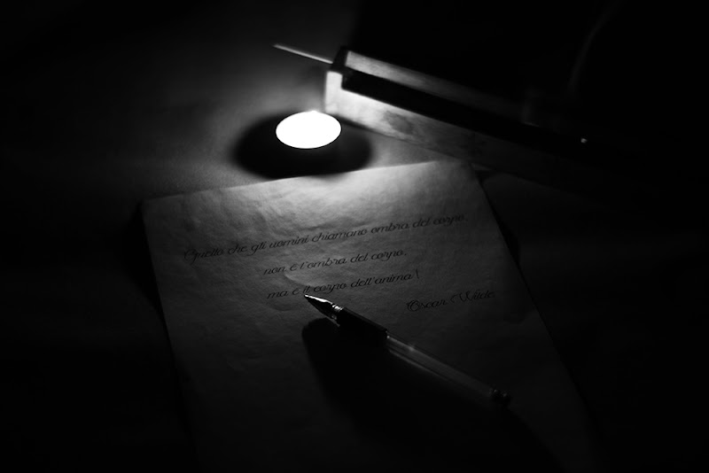 La filosofia delle ombre! di DanieleDiMambro_Photo
