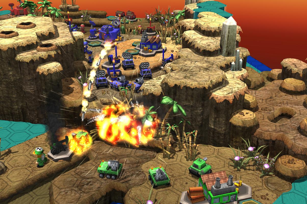 Epic Little War Game screenshot #14
