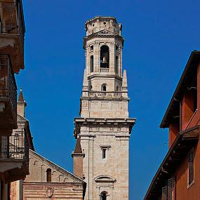 Verona by Sigitas Baltramaitis - Buildings & Architecture Public & Historical