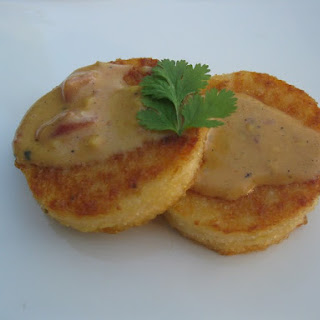 Baked Grits Cakes Recipes.