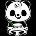 Memo Pad Panda (sticky) note icon