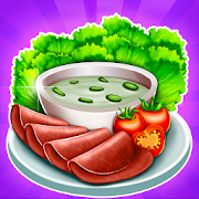 My Salad Shop Truck - Healthy Food Cooking Game