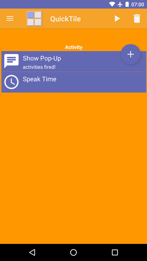 QuickTile Quick Settings 7+- screenshot