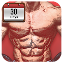 Fitness App : Abs workout at home icon