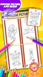 Tải Cuốn sách màu cho trẻ em miễn phí