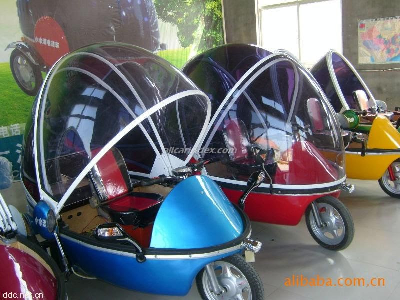 Bubble Bike