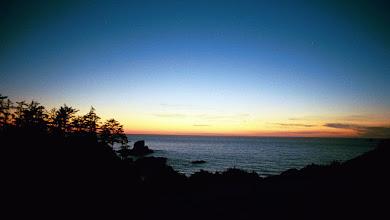 Photo: Sun is gone!