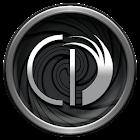 Spun Gray Icon Pack icon