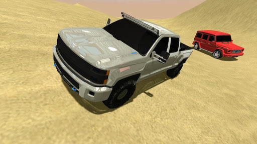 Grand Off-Road Cruiser 4x4 Desert Racing android2mod screenshots 2