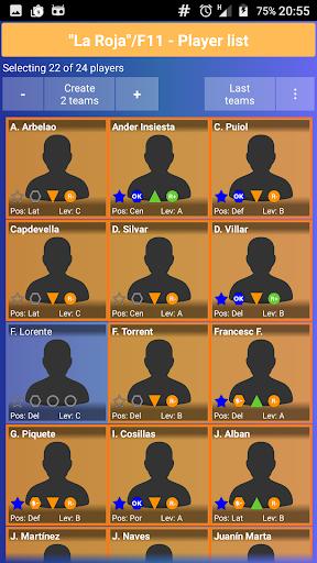 Sport Club Manager  screenshots 2