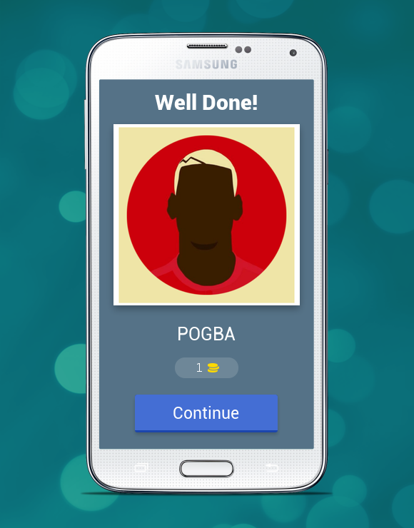 Quiz Football- screenshot