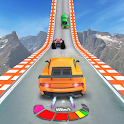 Ramp Car Stunt Races GT Car Impossible Stunts Game icon