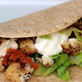 Oven-Crispy Fish Tacos.