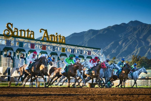 Photo: Santa Anita Photo - C. Henríquez S.