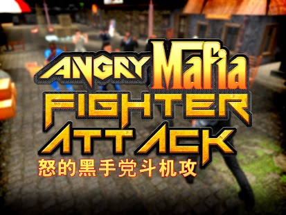 Angry Mafia Fighter Attack 3D - náhled