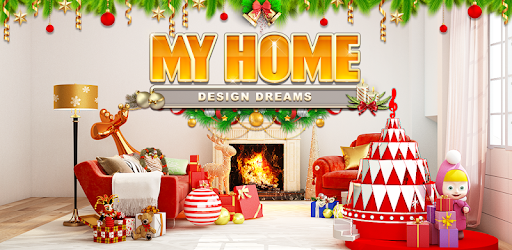 Design & Decorate your dream house with fun match 3 puzzle games for FREE!