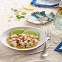 How to dressed up Low carb ceviche icon