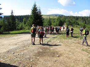 Photo: 03.Początek szlaku na przełęczy Kriwopilski Perewał (Кривопільський перевал).