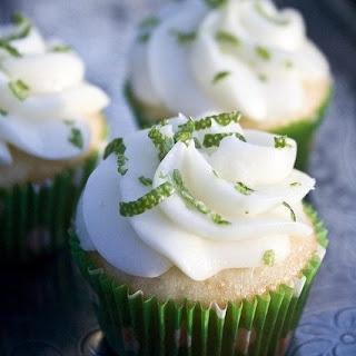Mango Lime Mini Cupcake Bites