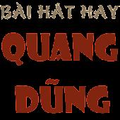 Bài hát hay Quang Dũng
