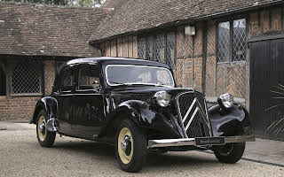 Citroën 11b Normale Traction Avant Rent South East