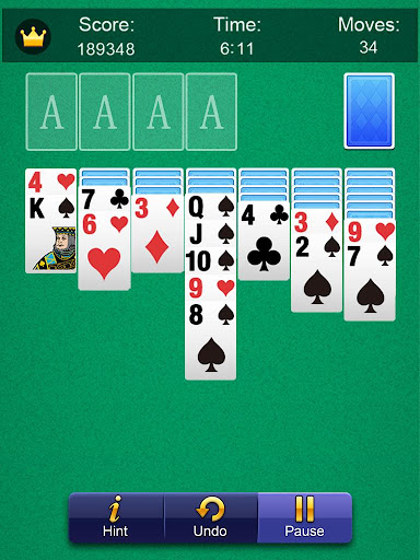 Solitaire apkpoly screenshots 7