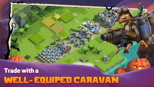 Caravan War: Tower Defense u0635u0648u0631 2