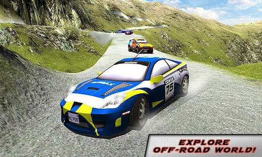 Offroad Hill Racing Car Driver Screenshot