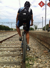 Photo: Railway MTB!