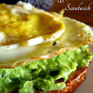 Avocado Egg Sandwich Recipes