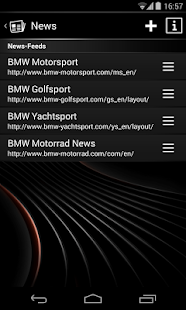 BMW Connected Classic – Miniaturansicht des Screenshots
