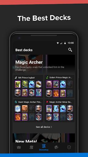 Deck Shop for Clash Royale 2.0.7 screenshots 2