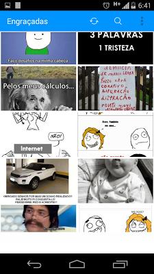 Imagens frases Engraçadas - screenshot