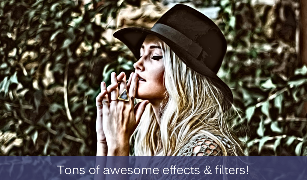 SuperPhoto - Effects & Filters- screenshot