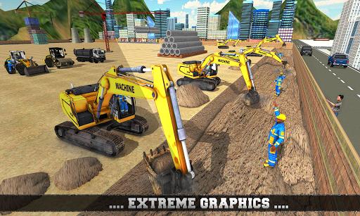 City Pipeline Construction: Plumber work 1.0 screenshots 3
