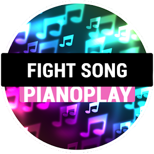 """Fight Song"" PianoPlay for PC and MAC"