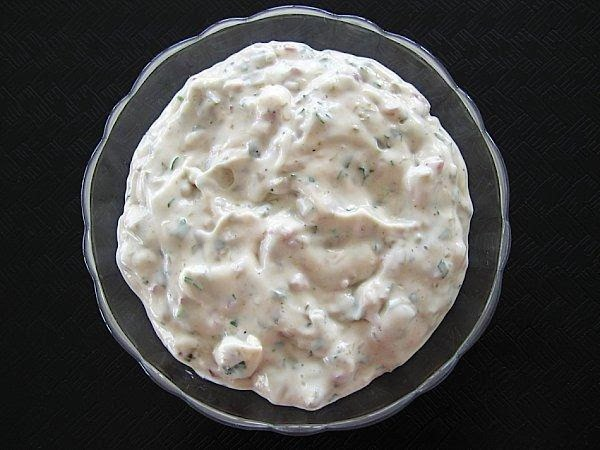Tartar Sauce (by Sallye) Recipe