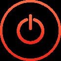 화면끄기 소리모드 전환 위젯 icon