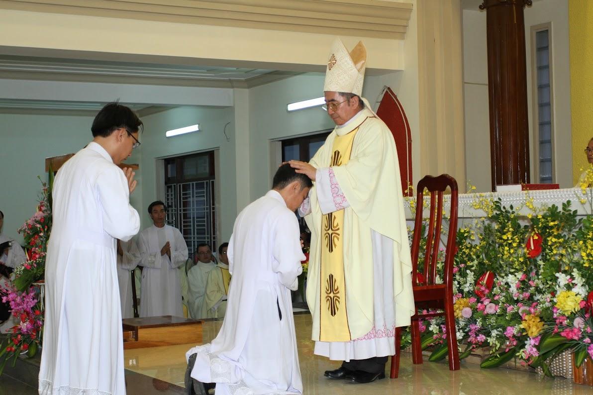Lễ Phong Chức Phó Tế tại Toà Giám Mục Nha Trang - Ảnh minh hoạ 18