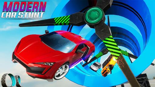 Mega Ramp Car stunts Impossible Tracks: GT Racing screenshots 2