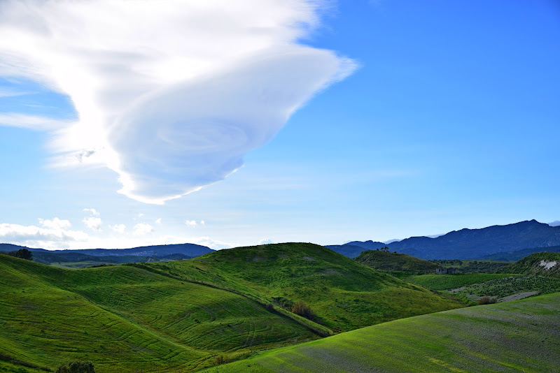 la nuvola che incombe di Ciappo