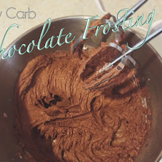 Chocolate Frosting.