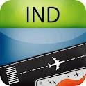 Indianapolis Airport+Radar IND icon
