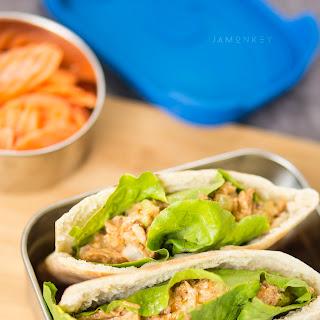 Chipotle Tuna Salad Recipe - No Mayo.