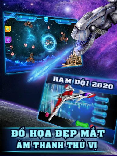 Hạm Đội 2020-Máy Bay Tàu Chiến