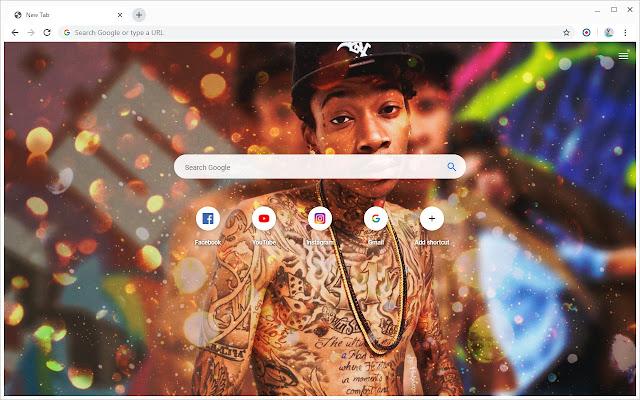 New Tab - Wiz Khalifa