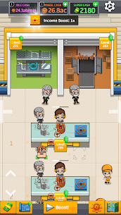 Idle Factory Tycoon MOD Apk 2.3.0 (Unlimited Coins) 7